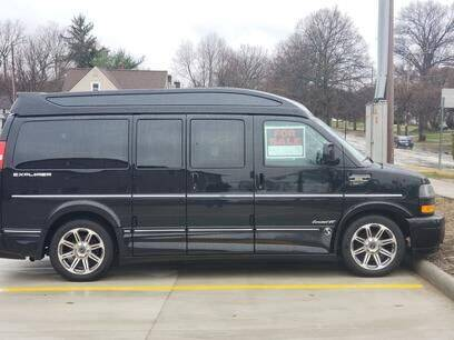 2017 GMC Savana Cargo for sale at Sam Buys in Beaver Dam WI