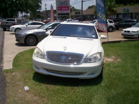 2008 Mercedes-Benz S-Class for sale at Louisiana Imports in Baton Rouge LA