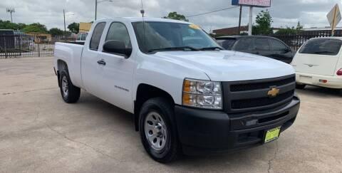 2013 Chevrolet Silverado 1500 for sale at JORGE'S MECHANIC SHOP & AUTO SALES in Houston TX