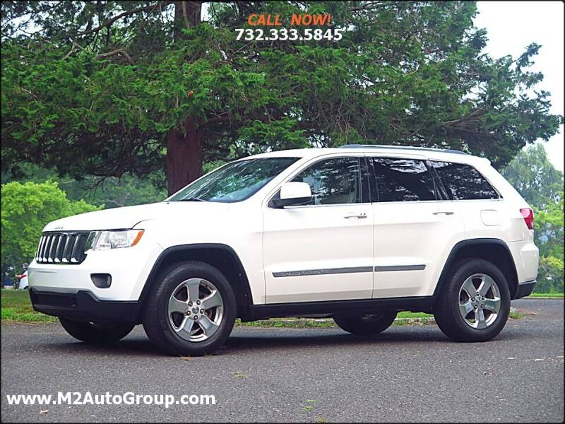 2012 Jeep Grand Cherokee for sale at M2 Auto Group Llc. EAST BRUNSWICK in East Brunswick NJ