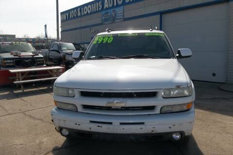 2003 Chevrolet Suburban for sale at Highway 100 & Loomis Road Sales in Franklin WI