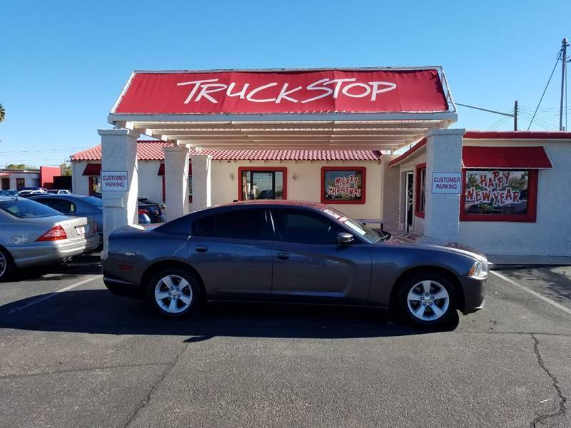 2014 Dodge Charger for sale at TRUCK STOP INC in Tucson AZ
