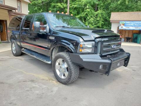 2007 Ford F-350 Super Duty for sale at BIG #1 INC in Brownstown MI