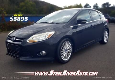 2012 Ford Focus for sale at Steel River Auto in Bridgeport OH