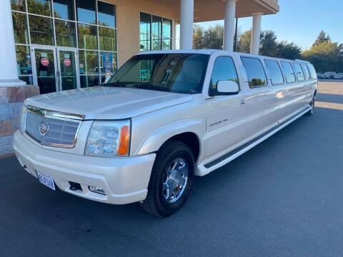 2003 Cadillac Escalade ESV for sale at RN Auto Sales Inc in Sacramento CA
