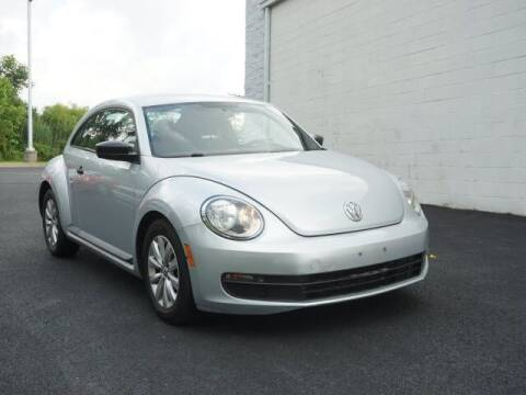 2013 Volkswagen Beetle for sale at Ron's Automotive in Manchester MD
