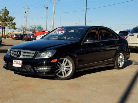 2013 Mercedes-Benz C-Class for sale at Bryans Car Corner in Chickasha OK