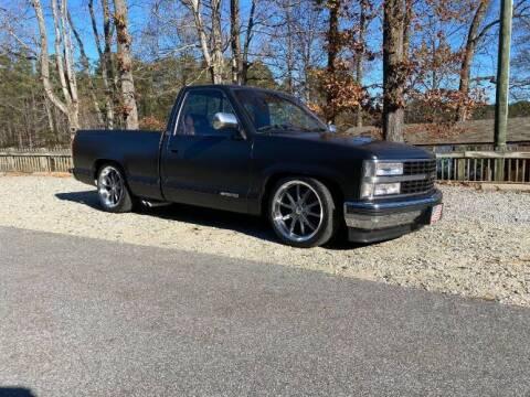 1993 Chevrolet Silverado 1500 for sale at Classic Car Deals in Cadillac MI