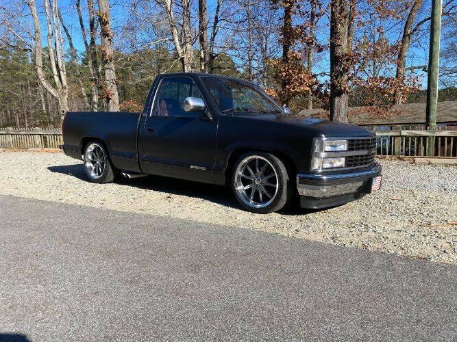 1993 Chevrolet Silverado 1500 for sale in Cadillac, MI