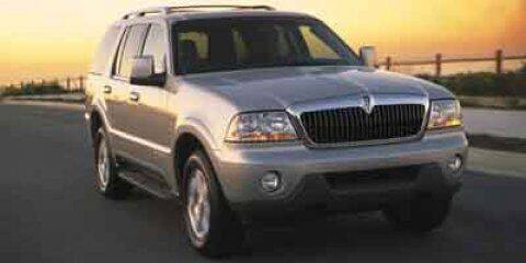 2003 Lincoln Aviator for sale at Stephen Wade Pre-Owned Supercenter in Saint George UT