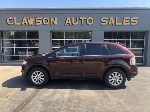 2010 Ford Edge for sale at Clawson Auto Sales in Clawson MI