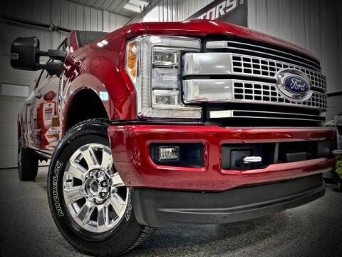 2017 Ford F-350 Super Duty for sale at Carder Motors Inc in Bridgeport WV
