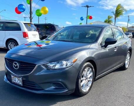 2015 Mazda MAZDA6 for sale at PONO'S USED CARS in Hilo HI