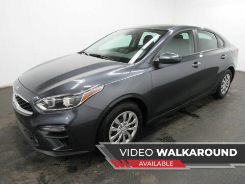 2020 Kia Forte for sale at Automotive Connection in Fairfield OH