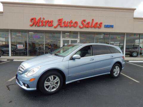 2008 Mercedes-Benz R-Class for sale at Mira Auto Sales in Dayton OH