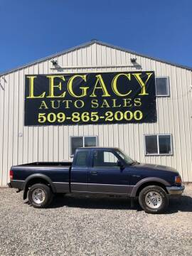 1997 Ford Ranger for sale at Legacy Auto Sales in Toppenish WA