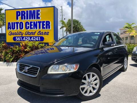 2008 Volvo S40 for sale at PRIME AUTO CENTER in Palm Springs FL