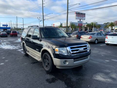 2008 Ford Expedition for sale at Sam's Motor Group in Jacksonville FL