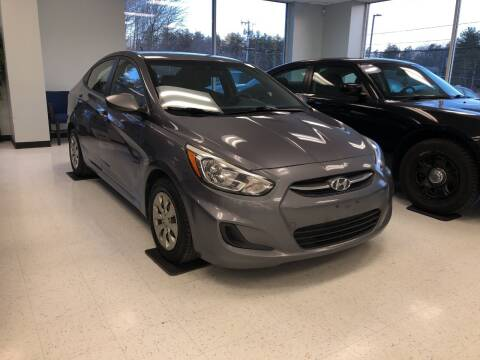 2016 Hyundai Accent for sale at Grace Quality Cars in Phillipston MA