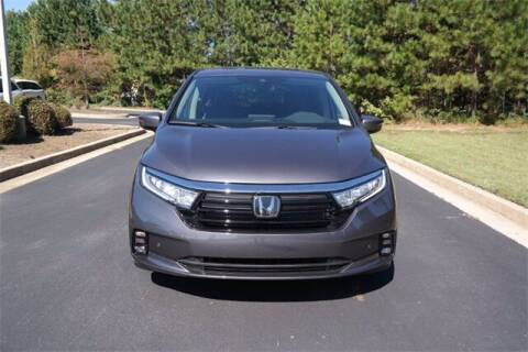 2021 Honda Odyssey for sale at Southern Auto Solutions - Georgia Car Finder - Southern Auto Solutions - Lou Sobh Honda in Marietta GA