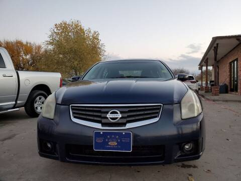 2007 Nissan Maxima for sale at Star Autogroup, LLC in Grand Prairie TX