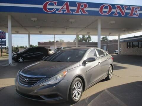 2011 Hyundai Sonata for sale at CAR SOURCE OKC - CAR ONE in Oklahoma City OK