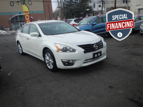 2014 Nissan Altima for sale at 103 Auto Sales in Bloomfield NJ