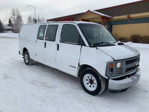 2001 Chevrolet Express Cargo for sale at Freedom Auto Sales in Anchorage AK
