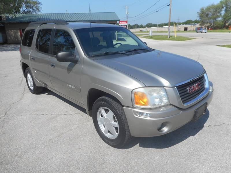 2003 GMC Envoy XL for sale at RJ Motors in Plano IL