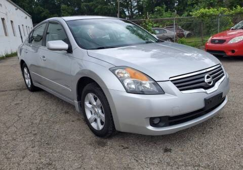 2009 Nissan Altima Hybrid for sale at Nile Auto in Columbus OH