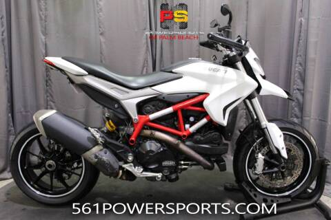 2016 Ducati Hypermotard 939 for sale at Powersports of Palm Beach in Hollywood FL