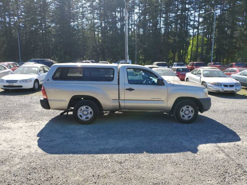 2005 Toyota Tacoma for sale at WILSON MOTORS in Spanaway WA