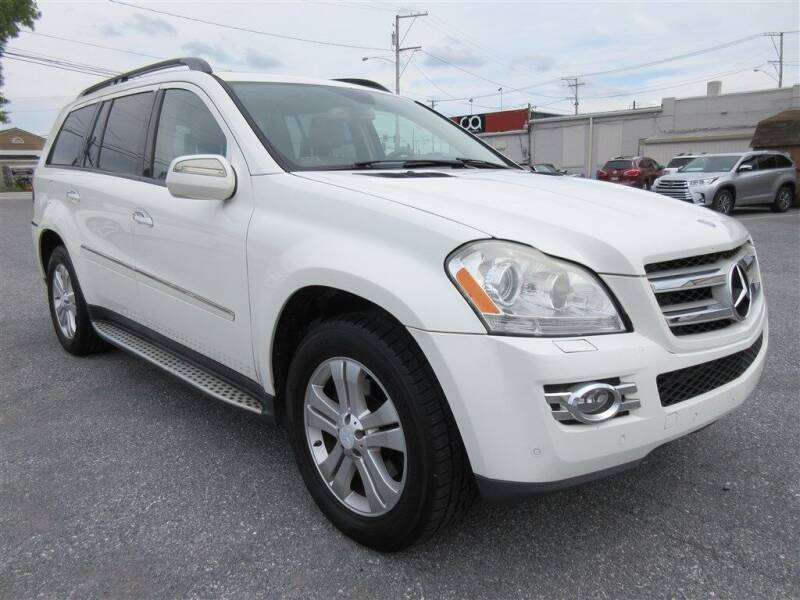 2009 Mercedes-Benz GL-Class for sale at Cam Automotive LLC in Lancaster PA
