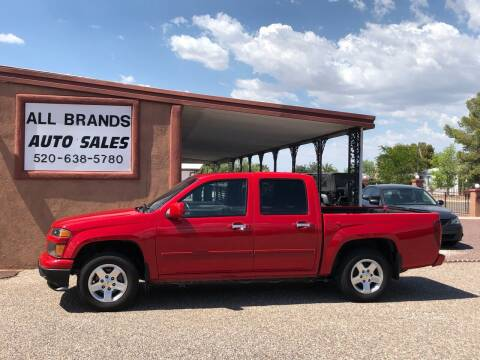 2012 Chevrolet Colorado for sale at All Brands Auto Sales in Tucson AZ