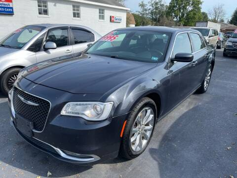 2016 Chrysler 300 for sale at Chilson-Wilcox Inc Lawrenceville in Lawrenceville PA