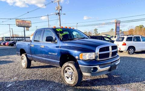 2005 Dodge Ram Pickup 2500 for sale at Auto Headquarters in Lakewood NJ