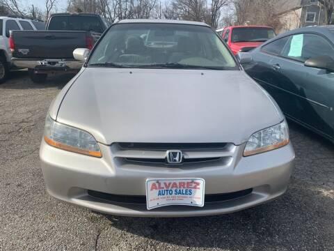 1998 Honda Accord for sale at ALVAREZ AUTO SALES in Des Moines IA