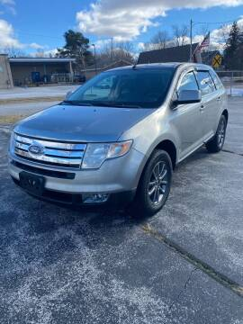 2008 Ford Edge for sale at SVS Motors in Mount Morris MI