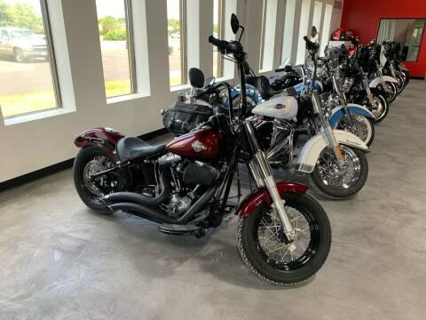 2014 Harley Davidson Softail Slim for sale at Dan Powers Honda Motorsports in Elizabethtown KY