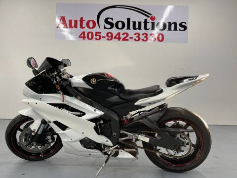 2007 Yamaha YZF-R6 for sale at Auto Solutions in Warr Acres OK