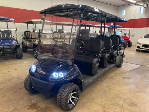2020 Icon i80 8 Seater Golf Cart for sale at Columbus Powersports - Golf Carts in Columbus OH