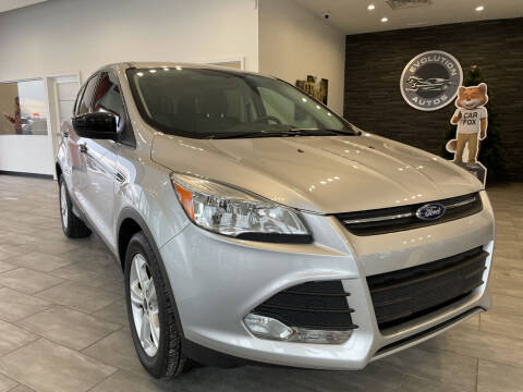 2016 Ford Escape for sale at Evolution Autos in Whiteland IN