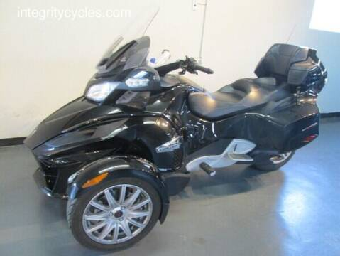 2016 Can-Am SPYDER RT-S SE6 for sale at INTEGRITY CYCLES LLC in Columbus OH