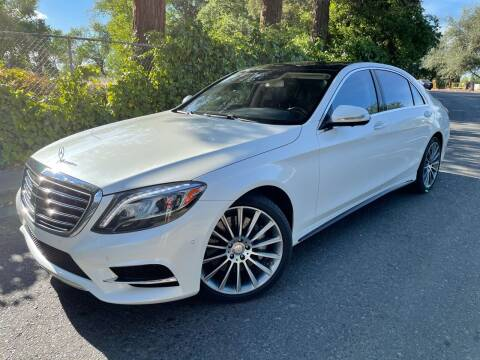 2015 Mercedes-Benz S-Class for sale at Zapp Motors in Englewood CO