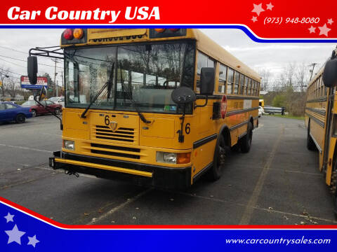 2004 IC Bus FE Series for sale at Car Country USA in Augusta NJ