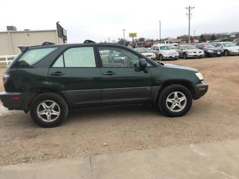 2001 Lexus RX 300 for sale at TnT Auto Plex in Platte SD