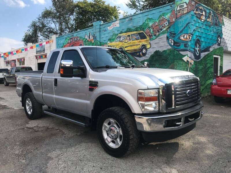 2010 Ford F-250 Super Duty for sale at Showcase Motors in Pittsburgh PA