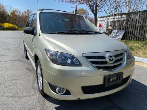 2004 Mazda MPV for sale at Dreams Auto Group LLC in Sterling VA