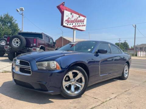 2013 Dodge Charger for sale at Southwest Car Sales in Oklahoma City OK