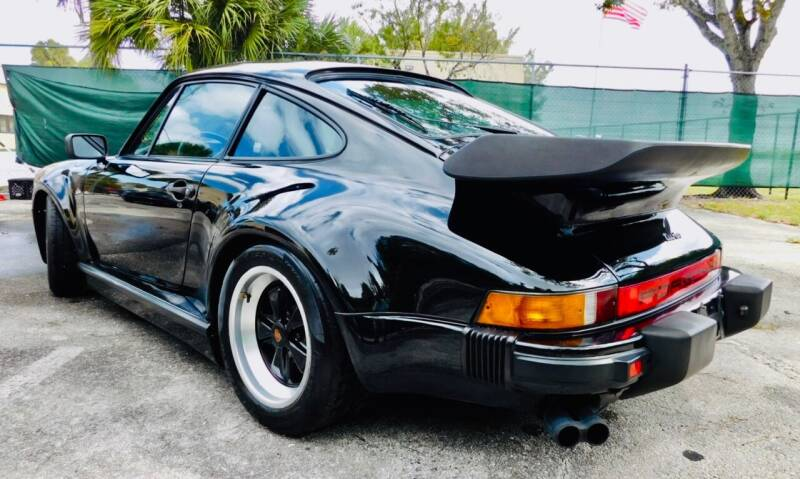 1986 Porsche 911 for sale at Suncoast Sports Cars and Exotics in West Palm Beach FL